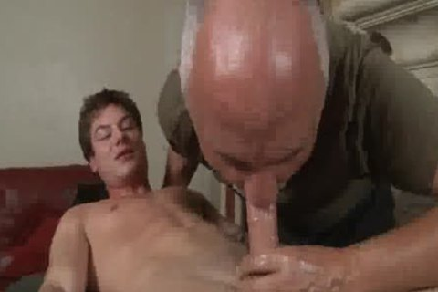 Jack Cruise Massages Vance Crawford