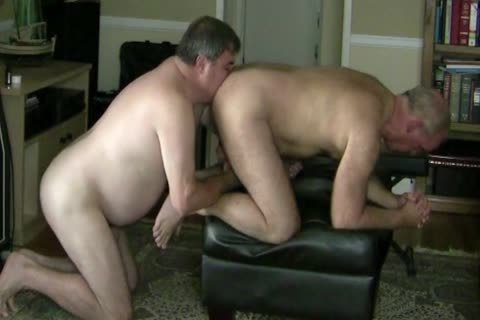 males engulfing And plowing