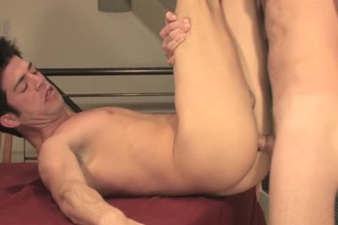 Cole Streets And Troy Collins have a enjoyment pooper